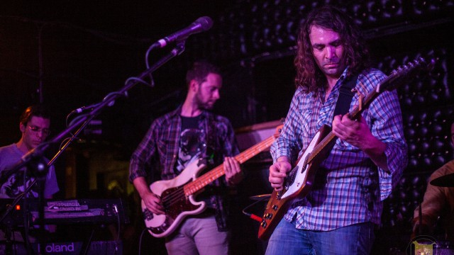 The War on Drugs at The Casbah