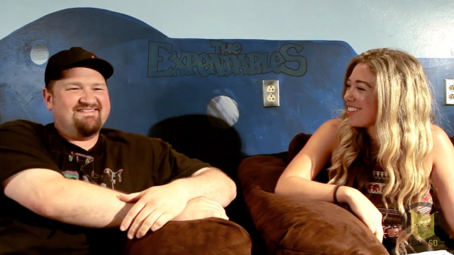 ListenSD: Exclusive Interview with Adam from The Expendables