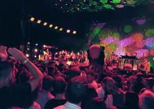 Arcade Fire at Sleep Train Amphitheater
