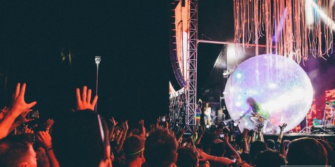 The Flaming Lips @ Ocean View Live